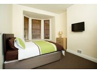 MODERN LARGE ROOM TO RENT, ALL BILLS INC, NO DEPOSIT, FULLY FURNISHED, WIFI, CLEANER, TV IN ROOM
