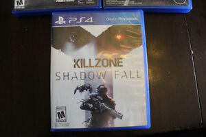 Killzone Shadow Fall $15 PS4