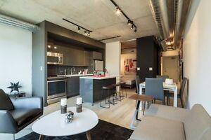 1 bedroom and 1 bedroom + den -  Location & Brand New