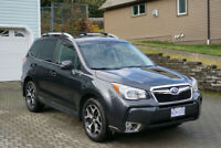 2015 Subaru Forester XT Limited with EyeSight