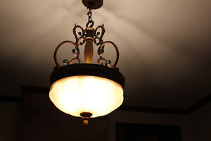 Vintage Style Ceiling Lamp