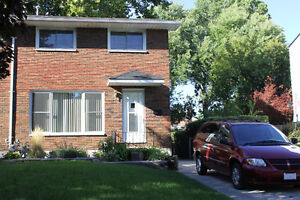Gorgeous! 3-bedroom semi detached home for professionals.