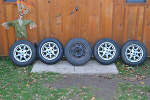 "Rover Austin Mini 12"" x 4.5"" alloy wheels with lug nuts"