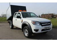 Ford Ranger 2.5TDCi 4x4 Tree/ Arb Tipper Body Truck 68,000 Miles £12495 + Vat