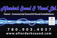 HOME AUDIO VISUAL INSTALLATIONS & COMMERCIAL INSTALL SERVICES