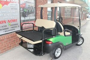 2012 CLUB CAR PRECEDENT GOLF CART ELEC 48VOLT SYNERGY GREEN Kingston Kingston Area image 5