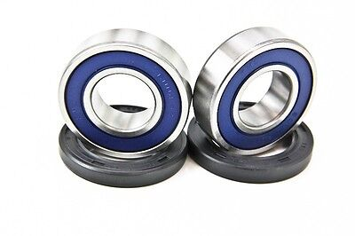 NEW ALL BALLS 1995-2005 Yamaha 350 Wolverine 4x4  FRONT WHEEL BEARINGS/Seals   for sale  Shipping to Canada
