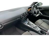 2020 Audi TT Coup- S line 40 TFSI 197 PS S tronic Semi Auto Coupe Petrol Automa