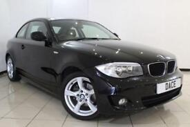 2011 11 BMW 1 SERIES 2.0 120D SPORT 2DR 175 BHP DIESEL