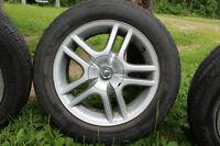 2002 Toyota Celica Rims & Tires
