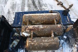 propane system