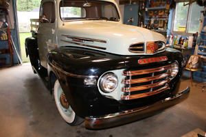 1950 Mercury M47 pick up truck