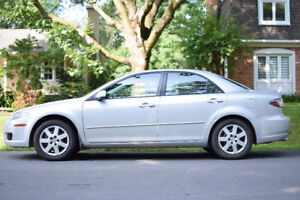 2008 Mazda 6 Sedan - Summer and Winter tires included