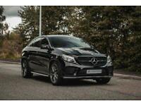 2017 Mercedes-Benz GLE CLASS 3.0 GLE43 V6 AMG (Premium Plus) G-Tronic 4MATIC (s/