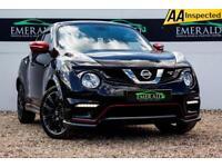 2015 64 NISSAN JUKE 1.6 NISMO RS DIG-T 5D 218 BHP