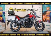 2017 SINNIS TERRAIN 125 125CC 0% DEPOSIT FINANCE AVAILABLE