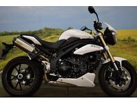 Triumph Speed Triple 1050 **ABS, Brembo Brakes, Arrow Cans**