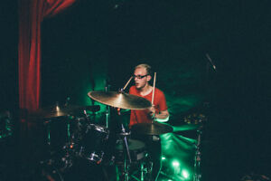 Experienced Drummer Available for Recording/Playing Live