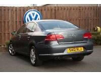 2012 Volkswagen Passat 2.0 TDI Bluemotion Tech SE 4dr Diesel grey Manual