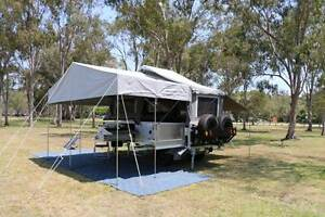 ModCon Off-Road Forward Folding Camper Mount Mee Caboolture Area Preview