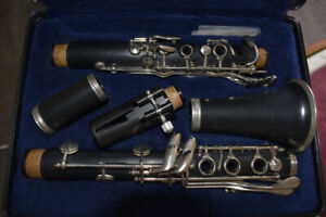 Used but Great condition Bb clarinet