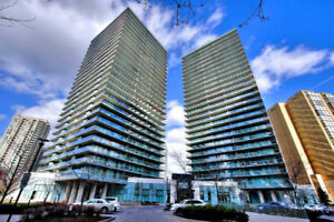 2 BEDROOM CONDO FOR RENT YONGE/FINCH - $2400/MO