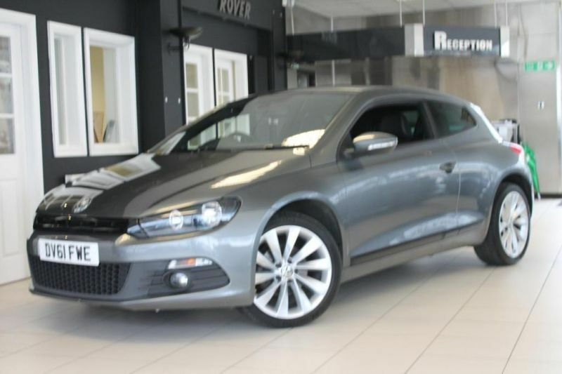2011 61 volkswagen scirocco 2 0 gt tdi bluemotion technology 2d 140 bhp diesel in stockport. Black Bedroom Furniture Sets. Home Design Ideas