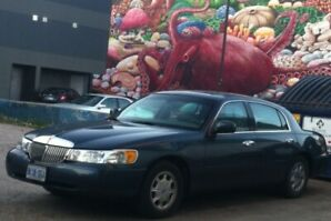 1998 Lincoln Towncar/As Is
