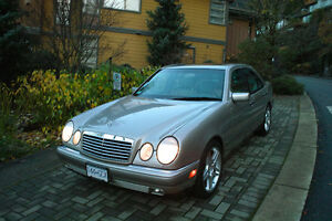 1997 Mercedes-Benz E-Class E420 Sedan North Shore Greater Vancouver Area image 10