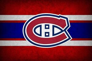 November 2nd Montreal Canadiens vs Vancouver Canucks in the REDS