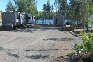 Have an RV? Buy a site on Skill Lake to house it!