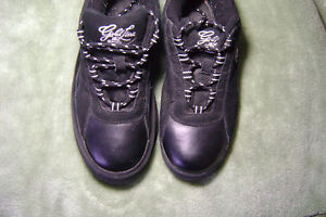 Curling shoes size 8, youth