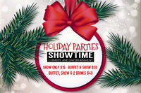 Holiday, Christmas or Office Party