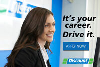 Hiring full time customer service in North Bay!