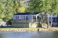 LAKE FRONT RESORT COTTAGE