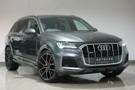 image for 2021 Audi Q7 3.0 TDI V6 50 S line Tiptronic quattro (s/s) 5dr SUV Diesel Automat