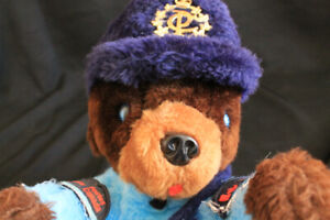Canada Post Teddy Bear
