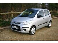 HYUNDAI I10 Classic done 66894 Miles with Brilliant SERVICE HISTORY and 30 Tax