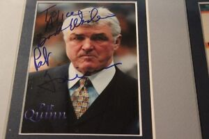PAT QUINN & JEFF JACKSON Signed Photos(VIEW OTHERS ADS) Kitchener / Waterloo Kitchener Area image 2