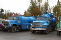 Vacuum Truck Driver - Owner/Operator Available