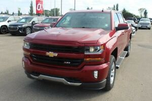 2018 Chevrolet Silverado 1500 Crew Cab 2LT Z71 4x4- Leather