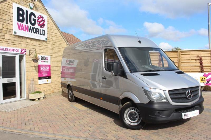 2016 MERCEDES SPRINTER 313 CDI LWB HIGH ROOF VAN LWB DIESEL
