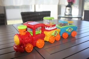 Petit train Fisher Price