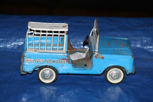 Antique Nylint Pet Mobile Pressed Steel Toy Truck NEW PRICE