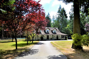 JUST LISTED: Beautiful Country Style Home Plus on 2.59 Acres