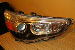 Mitsubishi Outlander RIGHT Headlight OEM 2014 2015 2016