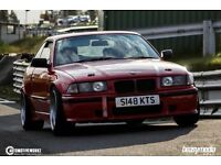 BMW E36 Driftcar/Track car ROAD LEGAL