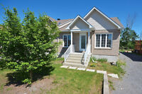 Lovely Semi detached bungalow near the highway no rear neighbour