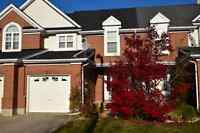 3 bedroom Laurelwood townhouse with walkout for rent