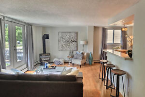 2 bedroom fully renovated condo in Bankview